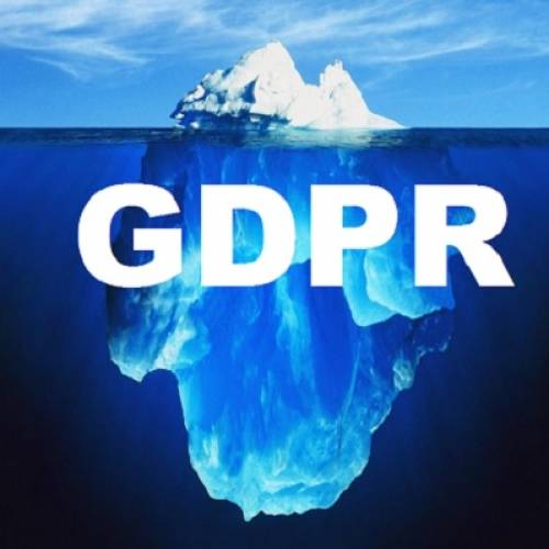 THE GDPR ICEBERG – DATA PROTECTION IN THE SHIPPING INDUSTRY